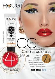 ROUGJ makeup-crema colorata